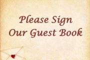Wedding Guest Book Ideas